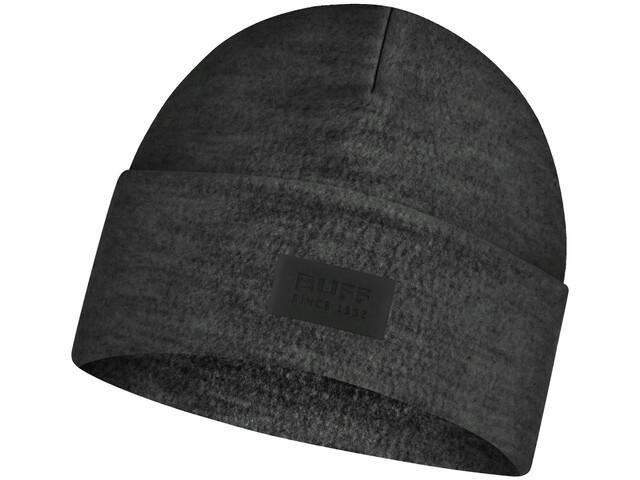 Buff Merino Wool Fleece Mütze graphite